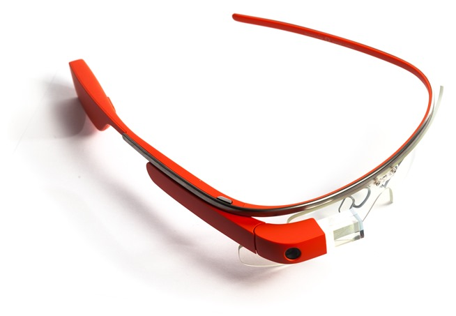 Google Glass isometric