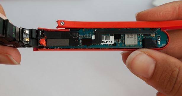 Очки Google Glass плата CPU
