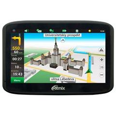 Новые GPS-навигаторы Ritmix