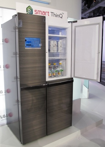 Холодильник lg-smart
