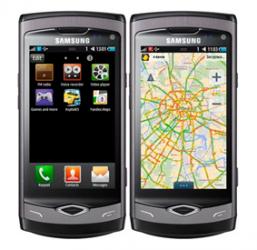 Samsung Bada обзавелась Яндекс.Картами