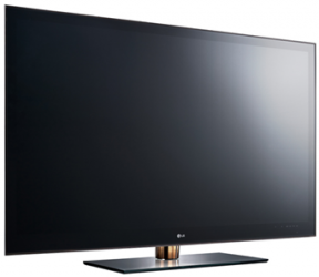 LG покажет самый большой 3D-телевизор в мире