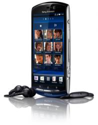 Xperia neo и Xperia pro – новые смартфоны Sony Ericsson на базе Android.