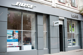 магазин Bose & Loewe в Ростове