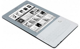 Acer представил свой ридер LumiRead