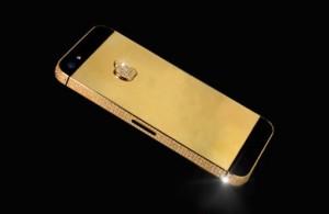 Самый роскошный iPhone 5 Black Diamond нашел покупателя