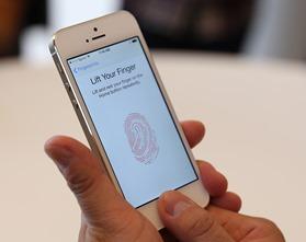Сенсор Apple iPhone 5s