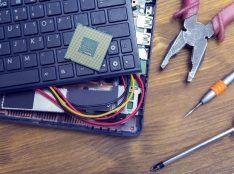 Разбираемся с неисправным ноутбуком