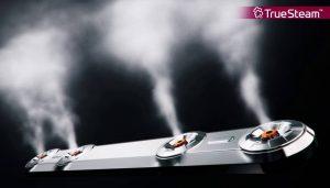 Посудомоечная машина SteamClean отмоет посуду с помощью пара
