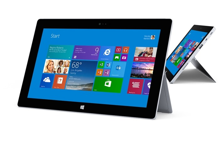 Планнет Microsoft Surface mini