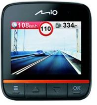 Новый видеорегистратор MiVue 388 с приемником GPS