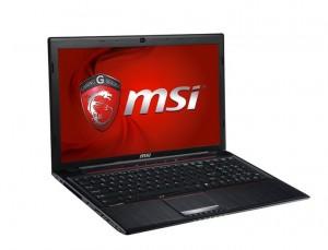 MSI представила свои новые игровые ноутбуки