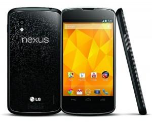 Новый Nexus 4 добрался до России