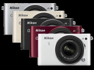 Nikon представила две новые фотокамеры Nikon 1