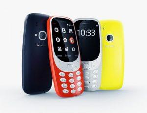 Официально представлен телефон Nokia 3310 c 4G