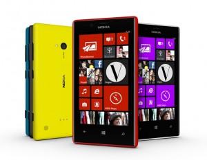 Новый смартфон Nokia Lumia 720 с качественной оптикой