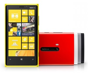 Nokia представила флагманский смартфон на Windows 8