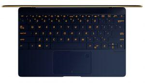 Клавиатура ноутбука Asus Zenbook 3