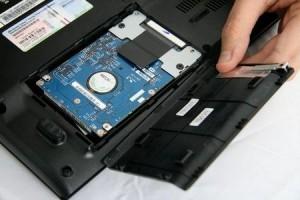 Диагностика жесткого диска ноутбука