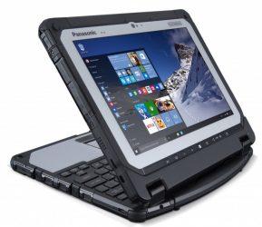 Новое поколение защищенных ноутбуков Panasonic Toughbook CF-20 mk2