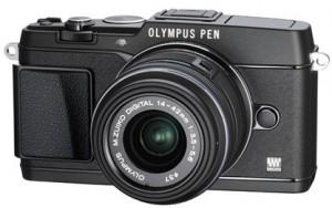 Новая камера Olympus PEN E-P5