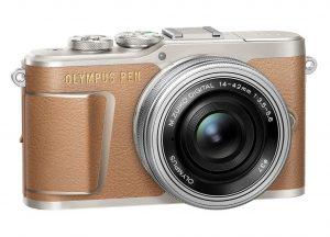 Состоялась премьера фотокамеры Olympus Pen E-PL9