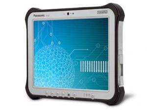Новые защищенные планшеты Panasonic Toughpad