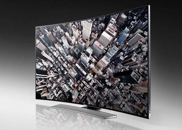 Телевизор серии Samsung 9000