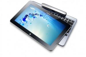 ATIV Smart PC - новые планшеты-трансформеры от Samsung