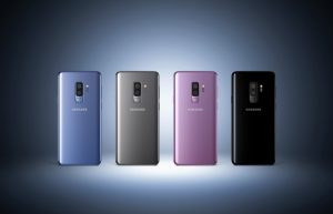 Смартфоны Samsung Galaxy S9+