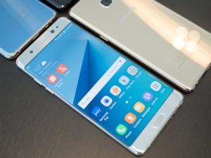 Galaxy Note 7 с неисправным аккумулятором может загореться