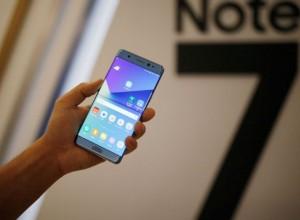 Samsung начал обмен неисправных Galaxy Note 7