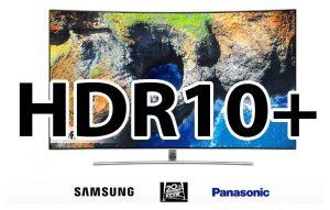 Samsung и Panasonic будут продвигать технологию HDR10+