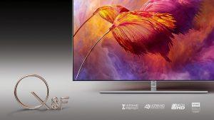 Samsung укрепляет позиции на рынке QLED-телевизоров