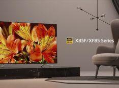 Телевизор SONY X850F 4K Ultra HD