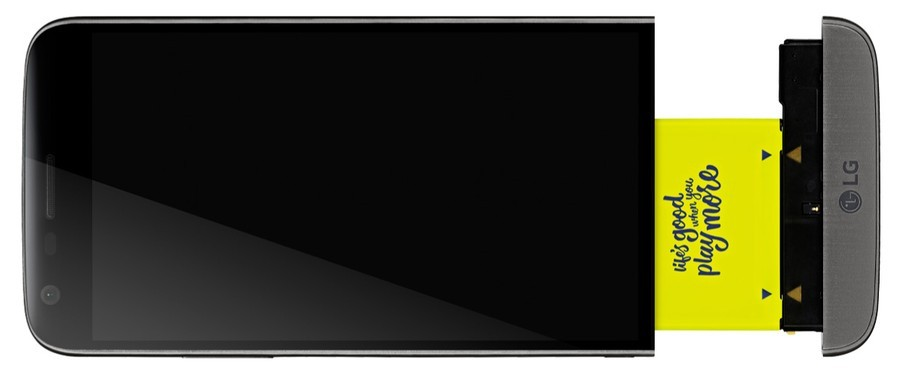 Aккумулятор смартфона LG G5