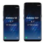Смартфоны Samsung Galaxy S8 и S8+