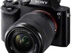 Фотокамера Sony α7