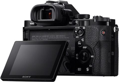 Фотокамера Sony α7 с откидывающимся экраном