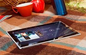 Планшетный компьютер Xperia Z2 Tablet
