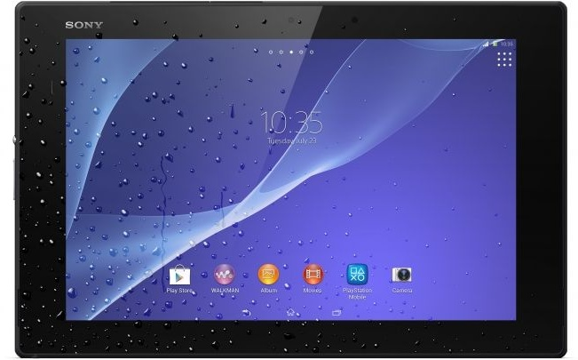 Планшет Xperia Z2 Tablet