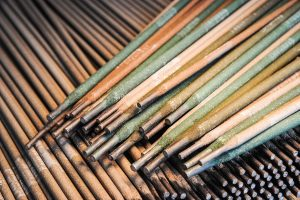Электроды для сварки цветных металлов