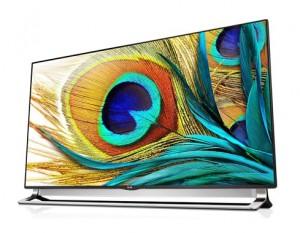 Новые телевизоры LG ультравысокой четкости стали доступны для россиян