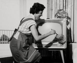Как продлить жизнь телевизору - профилактика кинескопного телевизора