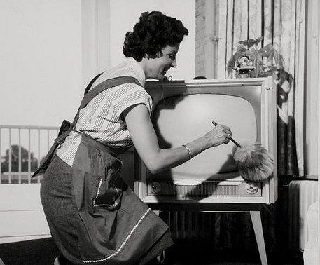Профилактическая очистка телевизора