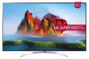 Компания LG представила новый 4K телевизор