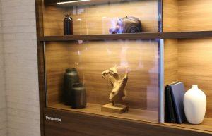 Прозрачный OLED телевизор Panasonic