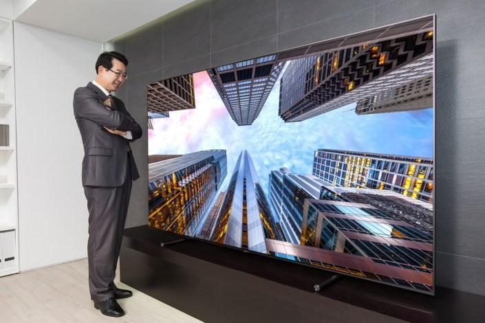 Телевизор Samsung Q9