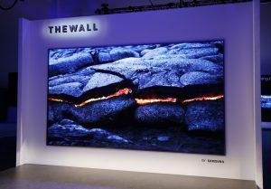Samsung выпустит телевизоры micro-LED летом 2018 года