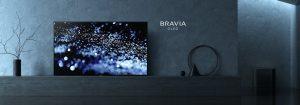 Новый телевизор SONY с невероятной OLED-матрицей